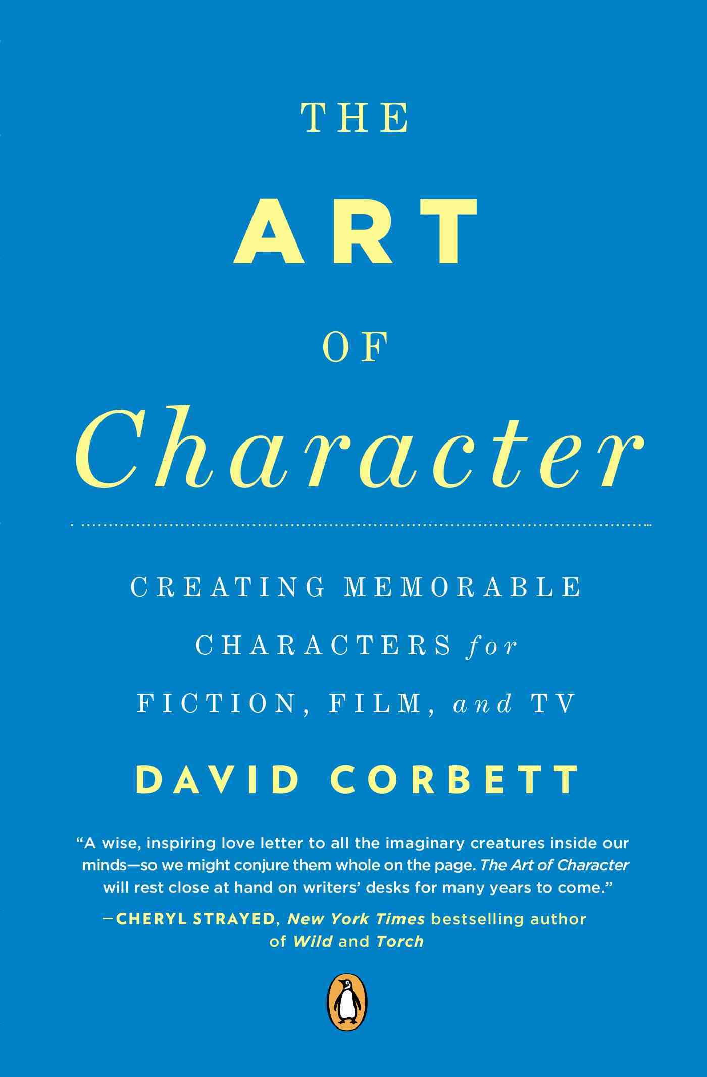 The Art of Character By Corbett, David