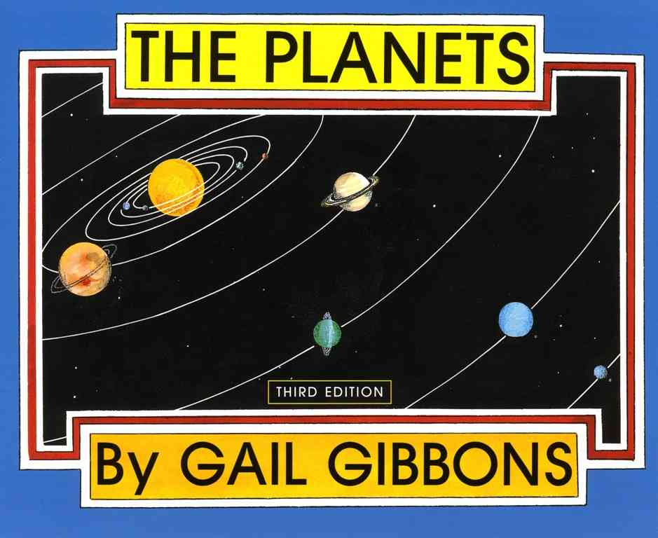 The Planets By Gibbons, Gail/ Gibbons, Gail (ILT)
